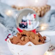 Kruche ciasteczka cynamonowe zpłatkami owsianymi – Blogmas 2019 #5