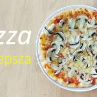 Najlepsza domowa pizza – bardzo prosty i szybki przepis