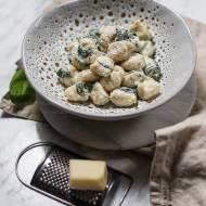 Domowe gnocchi z ziemniaków – parmezanowe