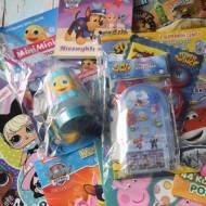 Gazetkowy zawrót głowy czyli książeczki i czasopisma dla dzieci