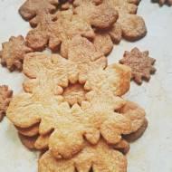 4 składnikowe kruche ciasteczka