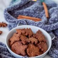 Orkiszowe ciasteczka korzenne – Blogmas 2019 #9