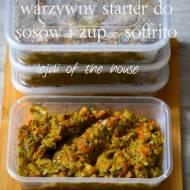 Warzywny starter do sosów i zup - soffrito...