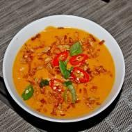 Zupa marchewkowa w orientalnym stylu