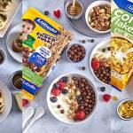3 propozycje na pożywne śniadania z dodatkiem płatków Lubella