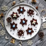Bezglutenowe ciasteczka czekoladowo-orzechowe