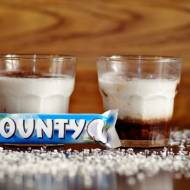 Przepis na koktajl fit a'la bounty