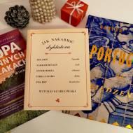 5 książek, które warto podarować na Gwiazdkę (i nie tylko)