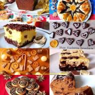 Ciasta i ciasteczka na Boże Narodzenie