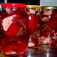 Zakwas buraczany na barszcz czerwony z nutką chrzanu