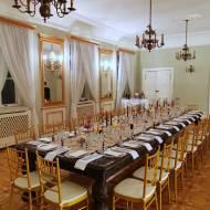 Pałac Zaborówek - klimatyczne miejsce na każdą imprezę