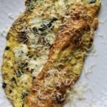 Omlet z serami - dwie wersje