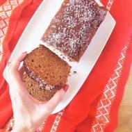 Błyskawiczny piernik (najłatwiejszy i najszybszy) / Quick and Easy Gingerbread Loaf
