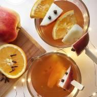 Owocowa herbata zimowa