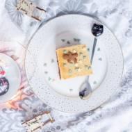 Świąteczny sernik nadaktylowym spodzie – Blogmas 2019 #15