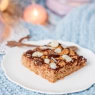 Ciasto nabiałkach zjabłkami – Blogmas 2019 #16
