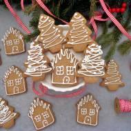 Świąteczne pierniczki (Biscotti speziati di Natale)