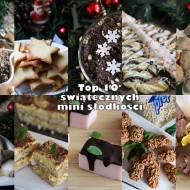 Top 10 świątecznych mini słodkości