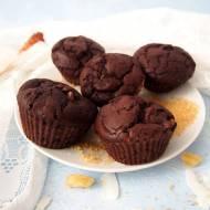 Zdrowe babeczki czekoladowe
