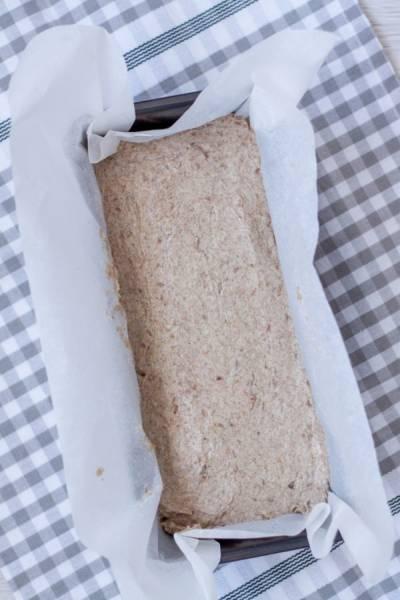 Prosty chleb żytni razowy – Blogmas 2019 #17