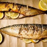 Przepis na Wigilię: Pieczona makrela