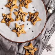 Cytrusowe ciasteczka gwiazdki