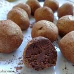 Trufle czekoladowe z przyprawami korzennymi
