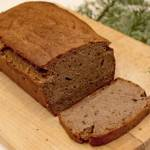 Chleb paleo bananowy (z mąką gryczaną)