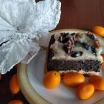 Świąteczne ciasto makowe