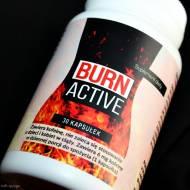BurnActive, czyli kapsułki wspomagające spalanie tkanki tłuszczowej - recenzja