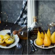 Gruszki w brandy / Pears in brandy