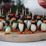 Pingwiny - przekąska imprezowa