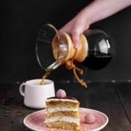 Noworoczny torcik kawowy – mocny start
