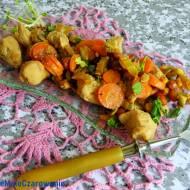 Potrawka z patelni z indykiem