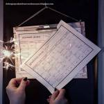 Zaplanuj nowy rok, czyli darmowy planner do pobrania - 2020
