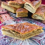 Gata ormiańska- świąteczny placek z orzechami
