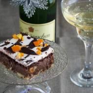 Noworoczne keto ciasto – Mandarynka w czekoladzie (Paleo, LowCarb)