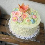 Tort Śmietankowy.