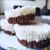 Babeczki kokosowe bez pieczenia