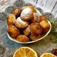 Orzeszki serowe – mini pączki