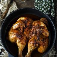 Kurczak z patelni ala diavola