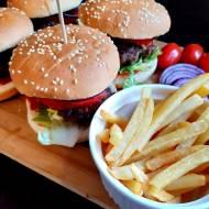 Najlepsze domowe burgery