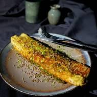 Omlet z pesto