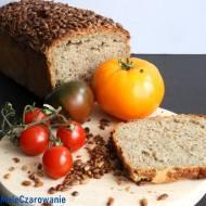 Chleb żytni na zakwasie ze słonecznikiem