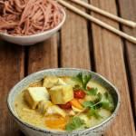 Laksa aromatyczna zupa z curry