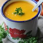 Zupa marchewkowa fit