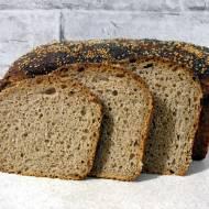 Prosty chleb 66% żytni wg Hamelmana