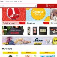 Przedstawiam sklep internetowy Auchan Direct