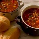 Meksykańska zupa chili con carne