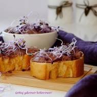 Pasta wątróbkowa do chleba
